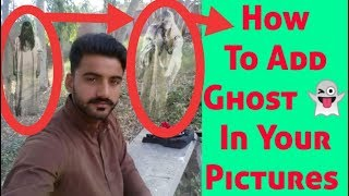 Add Ghost To Photo Prank - Android App | Ghost Photo Editing screenshot 2