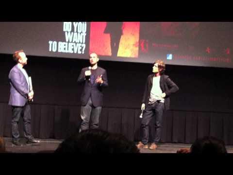 Cillian Murphy and Rodrigo Cortés talk about Red Lights
