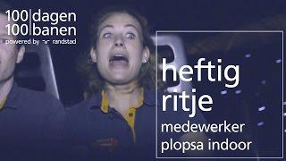 Attractie medewerker bij Plopsa indoor Coevorden - Dag 10