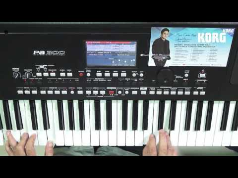 KORG Pa300 - NEW INDONESIAN VERSION Review By Agus Julianto (Part 3)