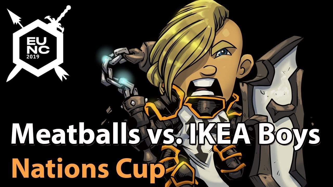 ► Swedish Qualifier - Nations Cup -  Heroes of the Storm Esports
