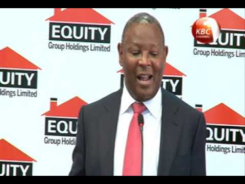 Profit at Equity Group drops by more than Ksh 1B
