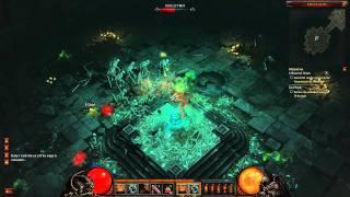 Diablo 3 - Beta Playthrough - Jar of Souls Encounter/Quest