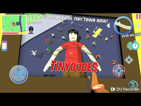 Dude Theft Wars New Cheat Code TinyDudes