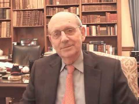 Justice Stephen Breyer, Supreme Court of the United States (Washington, D.C.): On Writing