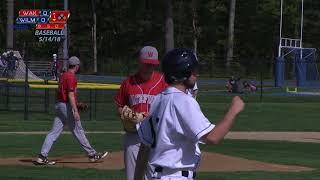 WHS Baseball VS Wakefield