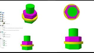 CATIA V5 - Parametrisation in assembly module - Part 1
