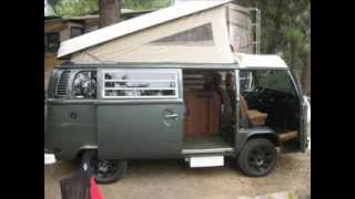 1978 Westfalia vw bus Restoration