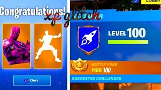Fortnite nouvelle saison 8 xp glitch (Facile)