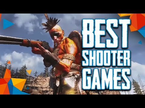 Top 5 Shooter Games You Probably Haven't Played (And You Should!)