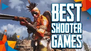 Top 5 Best Shooter Games You Probably Haven't Played (2017)