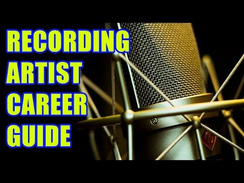 Recording Artist Career Guide ( Ultimate Edition ) ( Music Business )
