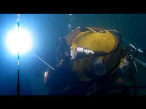 Commercial Diving - Underwater Welding