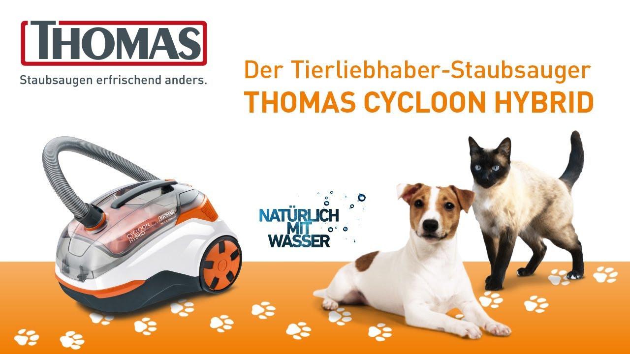 Sprecher Werbung | THOMAS Staubsauger