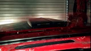 1969 Mustang LED Hood Scoop Turn Signals