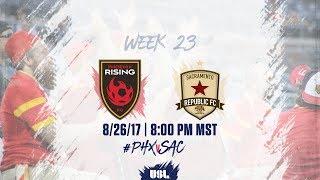 Phoenix FC Wolves vs Sacramento Republic FC full match
