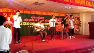 Quê Hương Tôi guitar CKM.