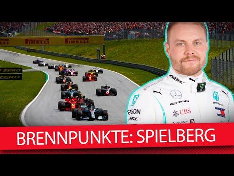 5 Brennpunkte vor dem Österreich GP - Formel 1 2019 (Vorschau)