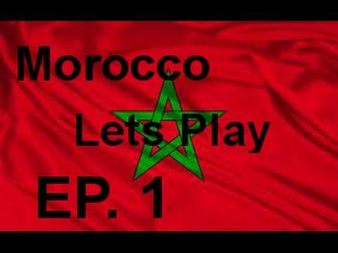 Europa Universalis IV Let's Play Morocco EP  1