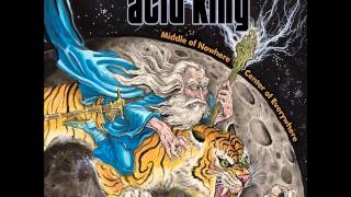 Acid King - Middle Of Nowhere, Center Of Everywhere (Full New Album 2015)