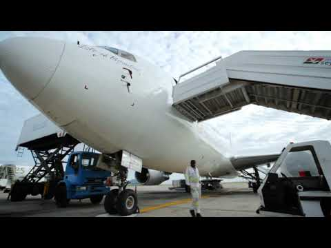 SCAA welcomes you to Seychelles International Airport