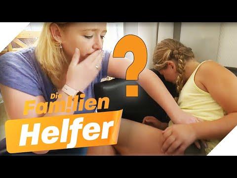 Tierisches Geheimnis? Darum Schreit Mirna (6) Vor Schmerzen | Die Familienhelfer | SAT.1
