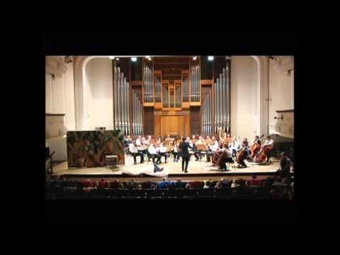 G. Donizetti: Nápoj lásky /ouvertura/ , Detská Opera Harmónia Bratislava, ŠKO Žilina 2015