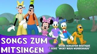 """Micky Maus Wunderhaus """"Meine Schleifen-Boutique"""" - Tolle Songs zum Mitsingen - auf DISNEY JUNIOR"""