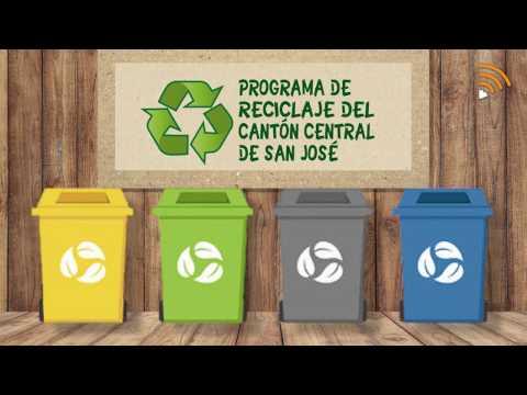 Clasificación de Desechos (Reciclaje) Proyecto Extensión Social, UIA, abril 2017, Costa Rica