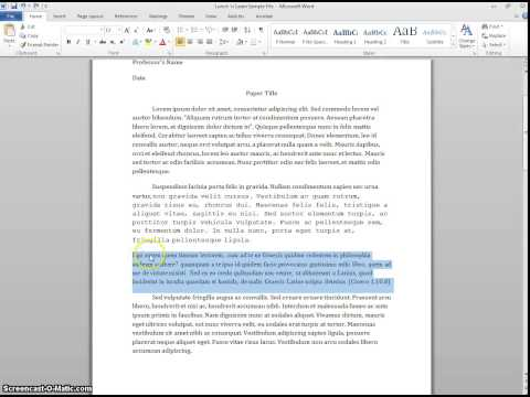 Using quotations in an essay apa