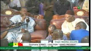 Vidéo controversée, Ousmane Sonko reprécise sa pensée à Médina Souané:
