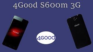 дилетантский обзор телефона 4Good S600m 3G