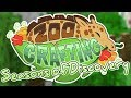 New Seasons of Discovery Begin!! 🐼🌿 Zoo Crafting • #1