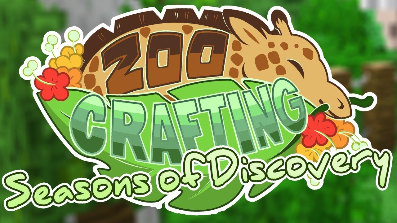 Download New Seasons of Discovery Begin!! 🐼🌿 Zoo Crafting • #1