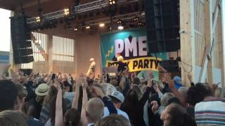 JVG Tarkenee @ PME Block Party, Hernesaarenranta 14.7.2016