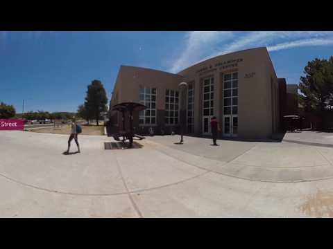 James B. Delamater Activity Center 360˚   New Mexico State University Tour