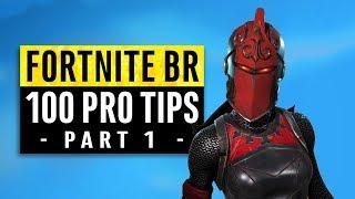 Fortnite Battle Royale - France 100 Conseils Pro pour vous donner l'avantage (Partie 1)