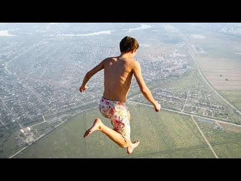 6 सबसे खतरनाक और अनोखी Jumps   6 Most Insane And Coolest Jumps That Broke All Records