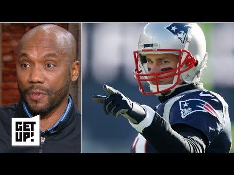 Robert Kraft spot on about Tom Brady being the G.O.A.T - Louis Riddick | Get Up!