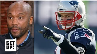 Robert Kraft spot on about Tom Brady being the G.O.A.T - Louis Riddick | Get Up!