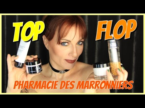 TOP ET FLOP LA PHARMACIE DES MARRONNIERS