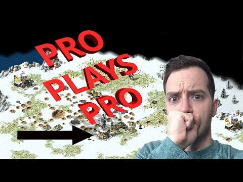 C&C Red Alert 2 Pro Plays Pro: Epic MCV // INTENSE! [ep.1]
