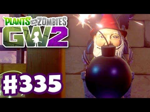No Calm Gnome Bomb! - Plants vs. Zombies: Garden Warfare 2 - Gameplay Part 335 (PC)