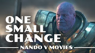 Changing the End Game - Avengers: Endgame