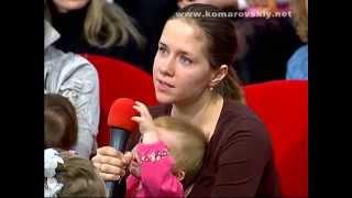 видео Почему ребёнок не хочет есть? - Доктор Комаровский
