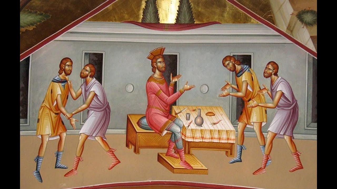 Читать книгу проповедь притча о немилосердном должнике