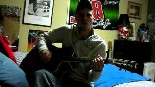 Big Green Tractor- Jason Aldean Cover by Drew Evans