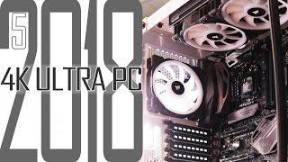 4K Ultra Gaming PC 2018 #5 Corsair Kompakt Waku vorbereiten / Selber zusammenbauen für Anfänger