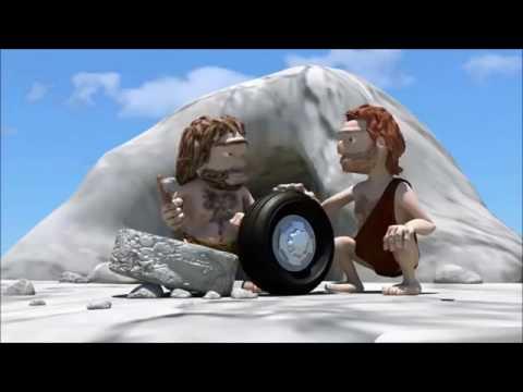 SabWap CoM Cavemen Funny Animated 3D Short Film