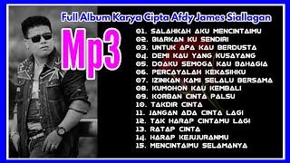 Mp3 Full Album NOSTALGIA || Karya Cipta. Afdy James Siallagan || Vocal by. Afdy James Siallagan